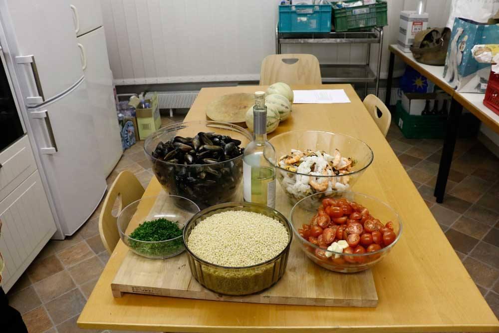 La sardegna in prima fila al corso di cucina della saig saig - Corsi di cucina cagliari ...