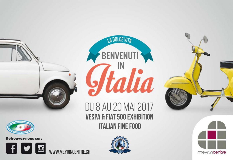 Benvenuti in Italia